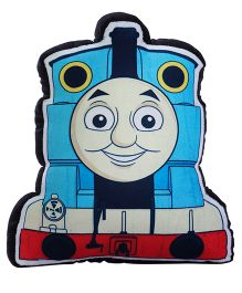 Thomas & Friends Plush Engine Cushion Large - Blue Red Black