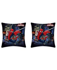 Uber Urban Cushion Spider Man Print Pack Of 2 - Multi Color
