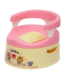 Harry & Honey Potty Chair 1802 - Pink Cream