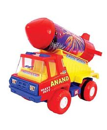 Anand Vehicle Toy Cruise Missile - Multi-Color
