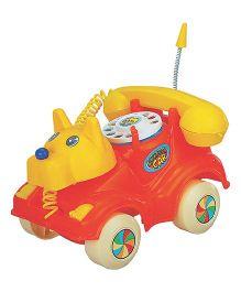 Anad Cartoon Telephone Car