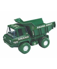 Anand Army Truck Toy - Green