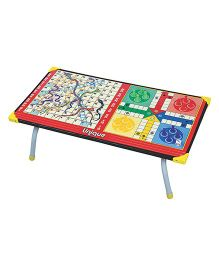 Anand Multipurpose Table - Multicolor