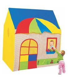 Anand Garden Hut Tent - Multi-Color