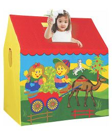 Anand Safari Play Tent - Yellow