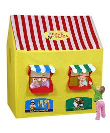 Anand Food Plaza Play Tent - Yellow