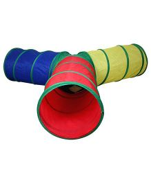 Anand Activity Tunnel - Multicolor