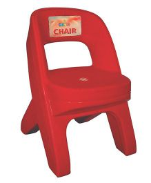 Girnar Chair - Multi-Color (Colors May Vary)
