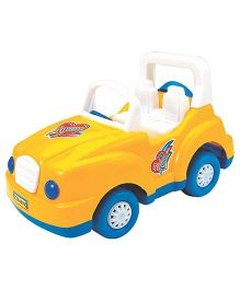 Anam Toy Jeep - Multi-Color