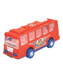 Anam Toy Bus - Multi-Color