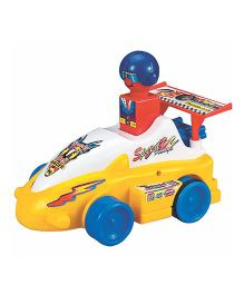 Deo Push N Go Racer Car Toy Multi-Color