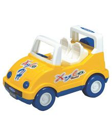Hindal Xylo Jeep Toy - Multi-Color