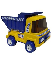 Hindal Dumper Toy - Multi-Color And Multi-Color