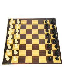 Kids Club Chess - Brown Multi-Color