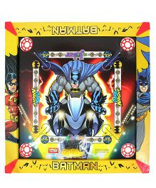 Kreative Kids 2 In 1 Carrom Board Batman Print Multicolor - Medium