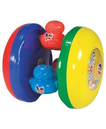 Super Roller Duck Rattle - Multicolor