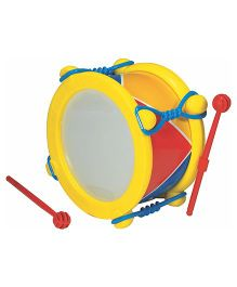 U.A. Musical Baby Drum - Multi-Color