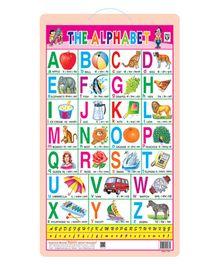 English Alphabet Chart - English