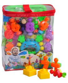 Magic Pitara Digital Building Blocks - Multicolor