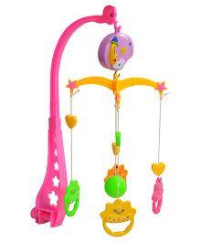 Magic Pitara Musical Cot Mobile - Multi Color