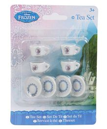 Disney Frozen 8 Piece Tea Set - White