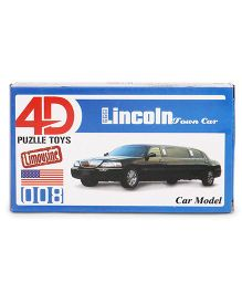 Collect Limousine Cars Lincoln - Black