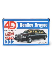 Collect Limousine Cars Bentley Arnage - Black