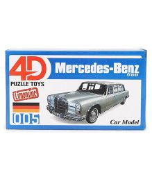 Collect Limousine Cars Mercedes Benz - Grey