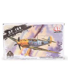 Collect Vintage Fighter Planes - Blue And Grey