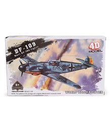 Collect Vintage Fighter Planes - Grey