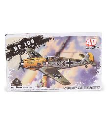 Collect Vintage Fighter Planes - Green