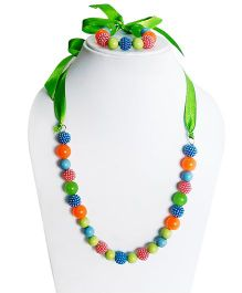 D'Chica Chic Beaded Jewelry - Multicolour