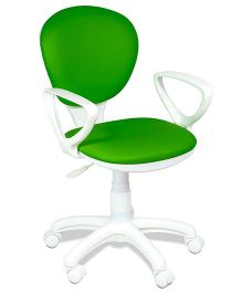 Alex Daisy Candy Study Chair - Green