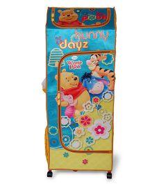 Disney Storage Almirah Wonder Cub Pooh Hunny Dayz Print - Mul