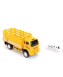 Speedage Leyland Country Truck Toy - Yellow