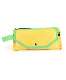 Pep India Pencil Pouch - Yellow