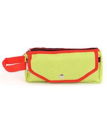 Pep India Pencil Pouch - Neon Green