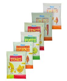 Pinata Mix Flavours Pack of 24 - 20 gm Each