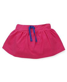Mothercare Skirt With Drawstrings - Pink