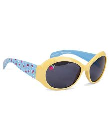Mothercare Sunglasses Strawberry Design - Yellow & Blue