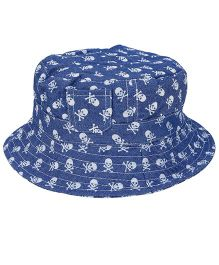 Mothercare Summer Cap - Blue