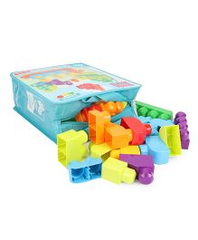 Mega Blocks Match My Shapes - 40 Pieces