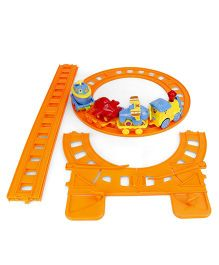 Kids Train Set 17 Pieces (Color May Vary)