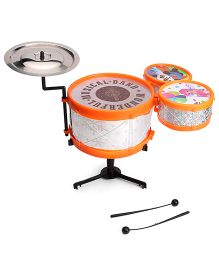 Speedage Wonderful Drum Musical Band Set - Orange