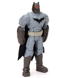 DC Comics Armored Batman Grey And Black - 15 cm