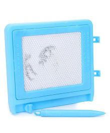 Alphabet & Numerical Writing Board With Pencil - Blue