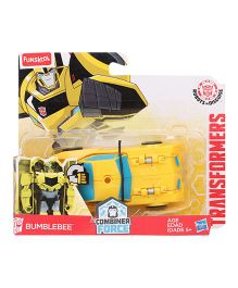 Transformers Robots In Disguise Bumblebee Figure - Yellow