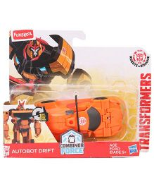 Transformers Autobot Drift Figure - Orange
