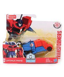 Transformers Optimus Prime Figure - Red Blue