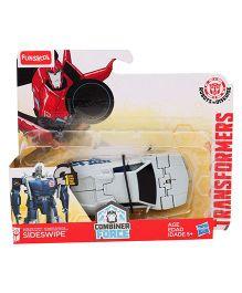 Transformers Blizard Strike Sideswipe Figure - Grey